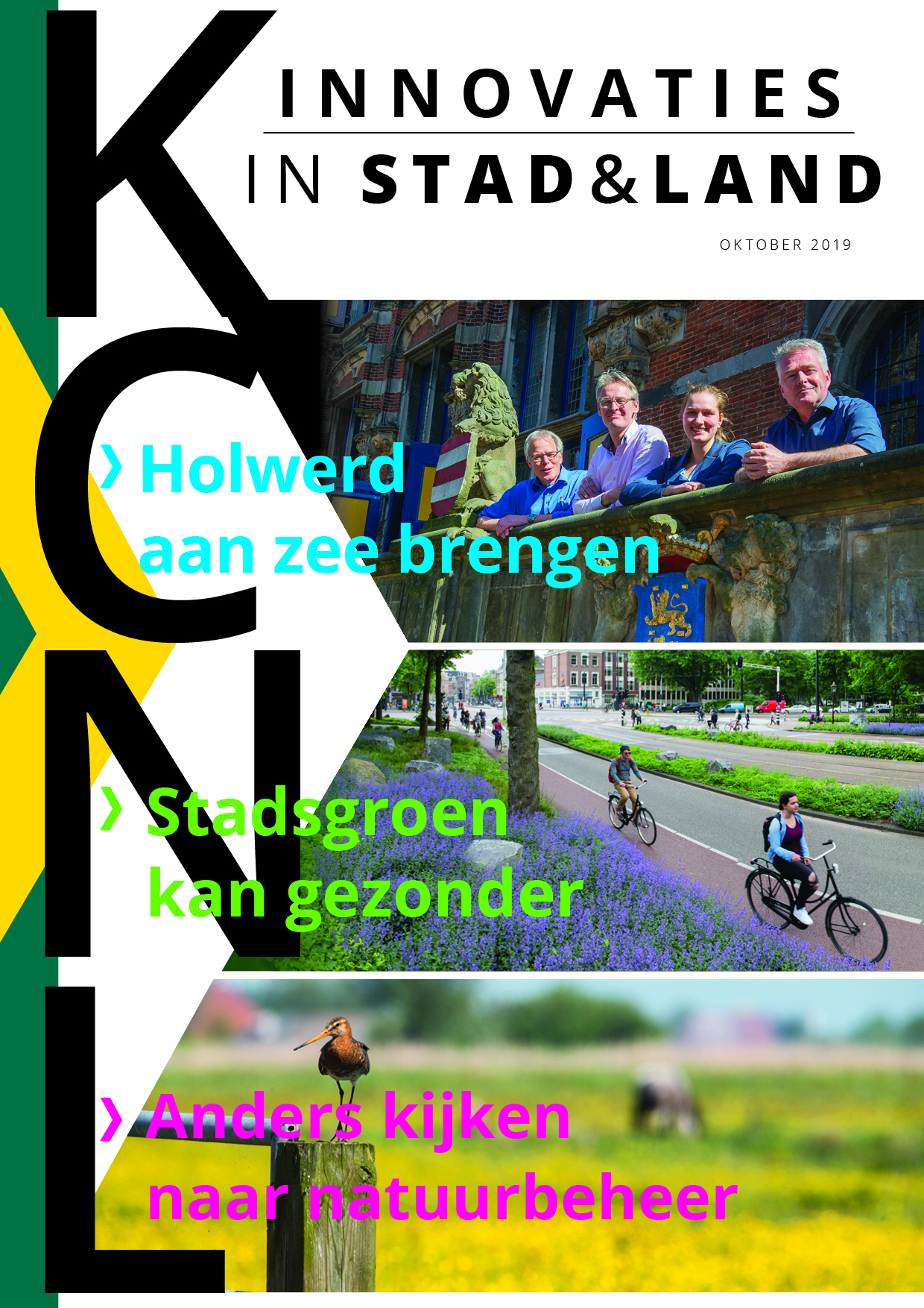 Innovaties in Stad en Land - publicatie KCNL oktober 2019